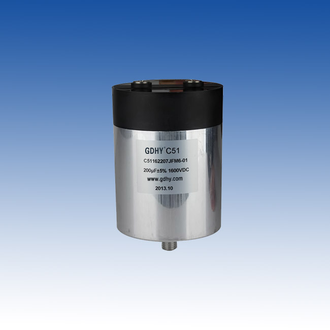 C51 DC-Link Capacitor